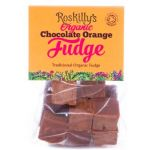 Roskilly's Chocolate Orange Fudge, Organic